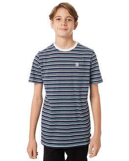 NAVY KIDS BOYS SWELL TOPS - S3184021NAVY