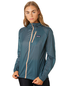 TASMANIAN TEAL WOMENS CLOTHING PATAGONIA JACKETS - 24147TATE