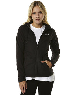 BLACK WOMENS CLOTHING THE NORTH FACE JUMPERS - A7QMJK3