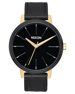 GOLD BLACK WHITE WOMENS ACCESSORIES NIXON WATCHES - A1082226