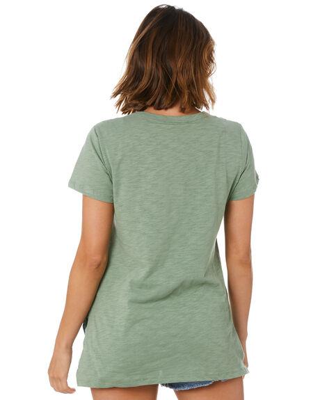 CELADON WOMENS CLOTHING BETTY BASICS TEES - BB297S21CEL