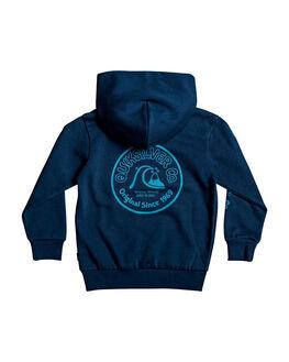 MOONLIT OCEAN KIDS BOYS QUIKSILVER JUMPERS + JACKETS - EQKFT03288-BYK0