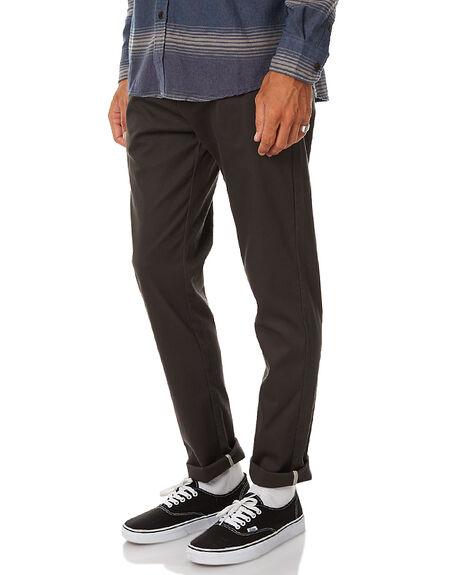 BLACK WASH MENS CLOTHING KATIN PANTS - LBKRAF16BLKW