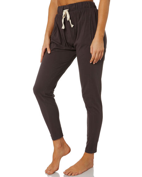 CHARCOAL WOMENS CLOTHING SILENT THEORY PANTS - 6090036CHAR