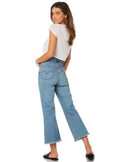 SCAPEGOAT WOMENS CLOTHING LEVI'S JEANS - 77876-0001GOAT