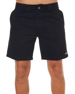 BLACK MENS CLOTHING DICKIES SHORTS - K4170810BLK