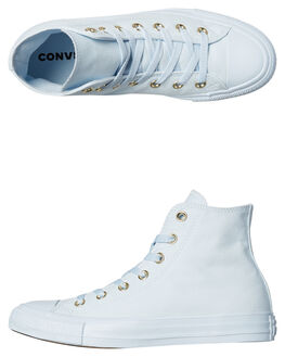 BLUE TINT WOMENS FOOTWEAR CONVERSE SNEAKERS - 559939BLUE