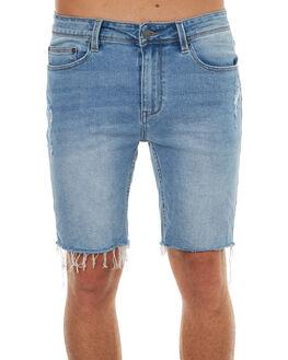 BLUE SALT MENS CLOTHING ZIGGY SHORTS - ZM-1283BLSAL