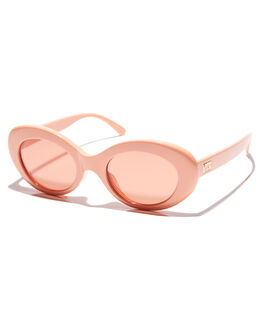 GLOSS CORAL WOMENS ACCESSORIES CRAP SUNGLASSES - 172T54MCGLCRL