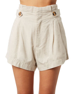 NATURAL WOMENS CLOTHING ELWOOD SHORTS - W93604402