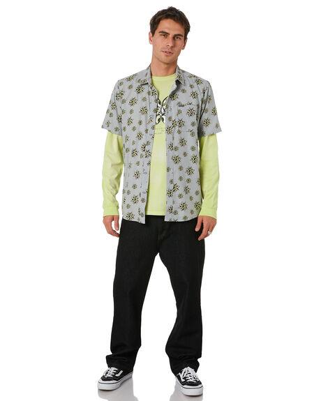 TOWER GREY MENS CLOTHING VOLCOM SHIRTS - A0422010TWR