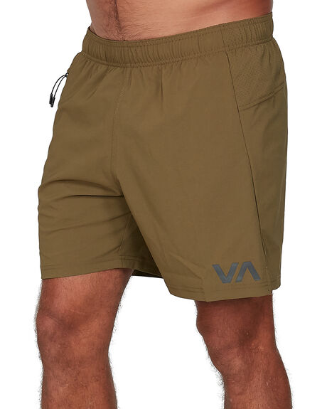 COMBAT MENS CLOTHING RVCA SHORTS - RV-R305315-C34