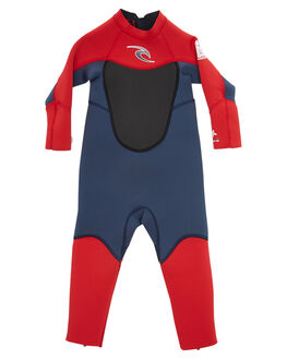 RED BOARDSPORTS SURF RIP CURL TODDLER GIRLS - WSM6DO0040