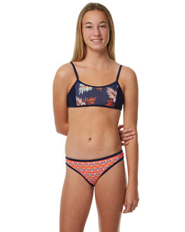 SPICE KIDS GIRLS JETS SWIMWEAR - JB20058SPC