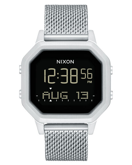 ALL SILVER WOMENS ACCESSORIES NIXON WATCHES - A12721920-00
