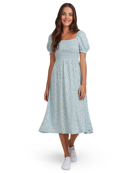 STRATOSPHERE DITSY WOMENS CLOTHING ROXY DRESSES - URJWD03055-BFL8
