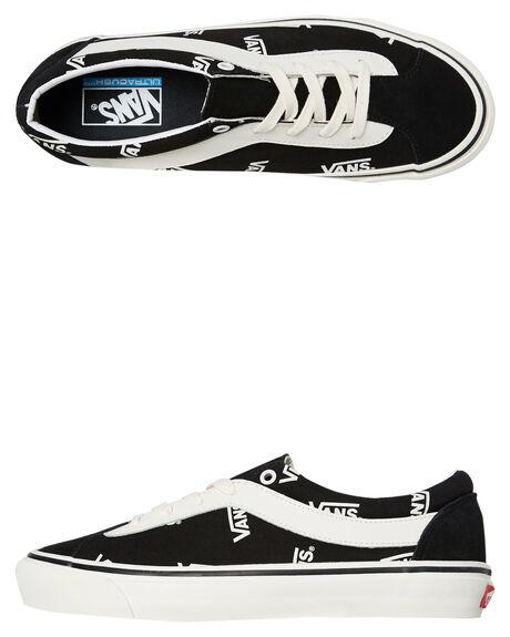 BLACK MARSHMALLOW WOMENS FOOTWEAR VANS SNEAKERS - SSVN0A3WLPWQWBLKMW