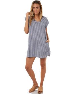 NAVY WOMENS CLOTHING RHYTHM DRESSES - JAN18W-DR06-NAVNAVY