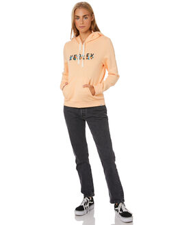 SUNSET HAZE HTHR WOMENS CLOTHING HURLEY JUMPERS - CT4720899