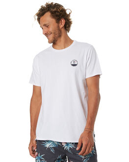 WHITE MENS CLOTHING SWELL TEES - S5184040WHITE