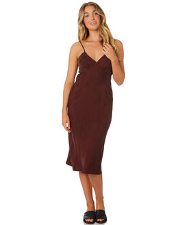BLOOD RED OUTLET WOMENS THRILLS DRESSES - WTA9-910HBRED