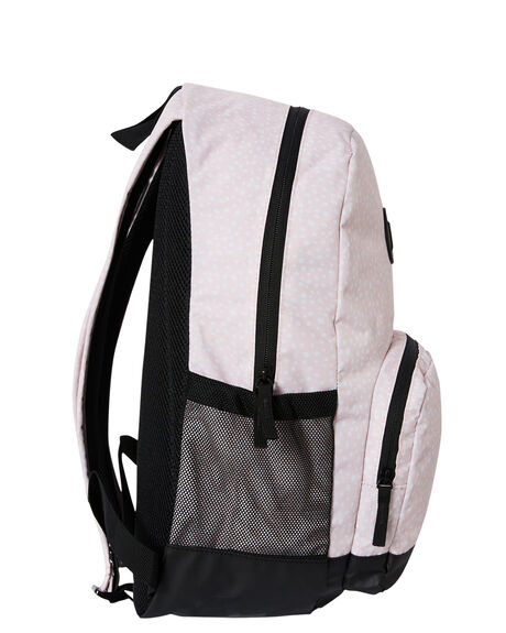 DOMINO DOT ECHO PINK WOMENS ACCESSORIES HURLEY BAGS + BACKPACKS - HU0098610