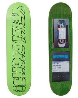MULTI BOARDSPORTS SKATE GIRL DECKS - GB3524MULTI