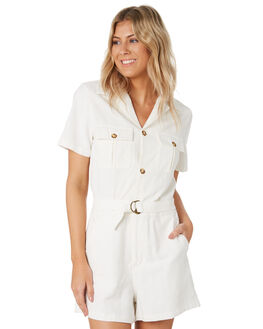 SHELL WOMENS CLOTHING WRANGLER PLAYSUITS + OVERALLS - W-951600-D80