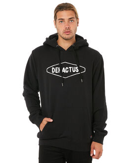 BLACK OUTLET MENS DEPACTUS JUMPERS - D5183442BLACK