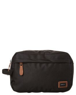 BLACK MENS ACCESSORIES SWELL BAGS - S51731554BLK