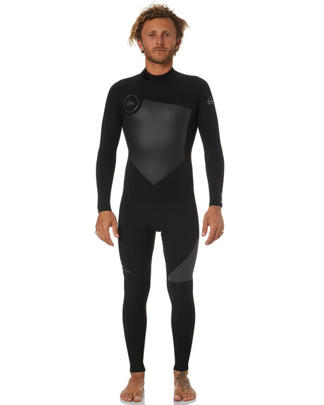 BLACK JET BLACK BOARDSPORTS SURF QUIKSILVER MENS - EQYW103037XKKK