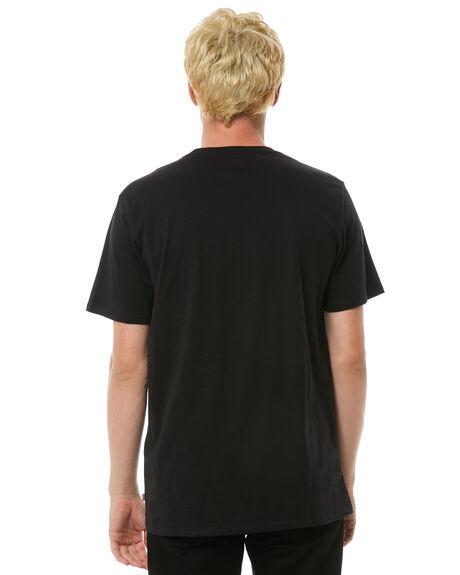 BLACK MENS CLOTHING LEVI'S TEES - 17783-0137