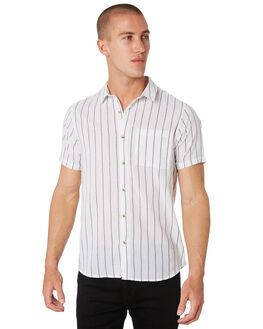NATURAL STRIPE MENS CLOTHING ROLLAS SHIRTS - 15684182