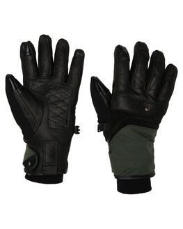 KOMBU GREEN BOARDSPORTS SNOW ROJO GLOVES - W19RWAG4041KGR