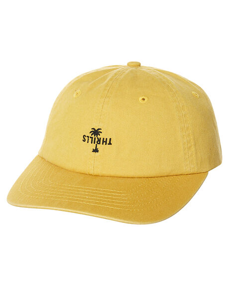 MUSTARD MENS ACCESSORIES THRILLS HEADWEAR - TA7-501KMUS