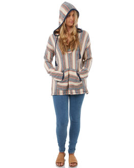 NAVY WOMENS CLOTHING RIP CURL KNITS + CARDIGANS - GSWAI8NVY