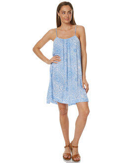 ULTRAMARINE WOMENS CLOTHING RUSTY DRESSES - DRL0858ULM