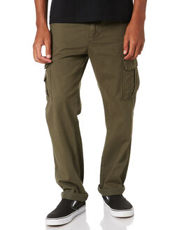 DARK EMERALD MENS CLOTHING DR DENIM PANTS - 2020104J10DEMRD