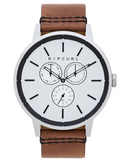 SILVER MENS ACCESSORIES RIP CURL WATCHES - A31150544
