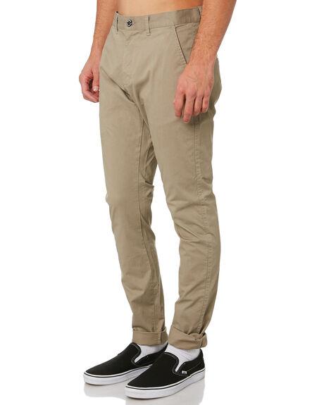 KHAKI MENS CLOTHING DR DENIM PANTS - 1310101-699