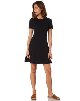 BLACK WOMENS CLOTHING SWELL DRESSES - S8189441BLACK