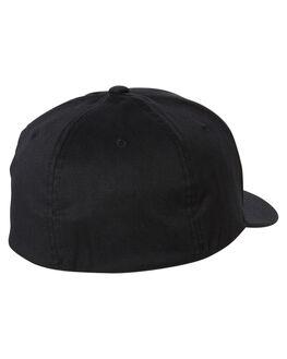 BLACK MENS ACCESSORIES VOLCOM HEADWEAR - D55115S0BLK