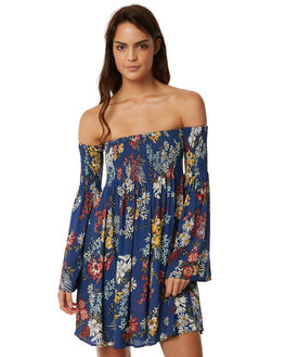 JUNGLE OUTLET WOMENS SWELL DRESSES - S8182445JUNGL