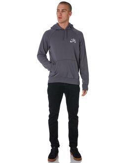 BLACK MENS CLOTHING NIKE JUMPERS - AJ1218010
