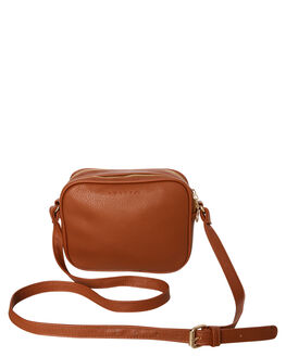 TAN WOMENS ACCESSORIES RUSTY BAGS + BACKPACKS - BFL1020TAN