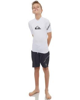 WHITE BOARDSPORTS SURF QUIKSILVER BOYS - UQBWR03012WBB0