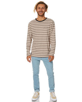 BEIGE MENS CLOTHING RPM TEES - 7AMT06ABEIGE
