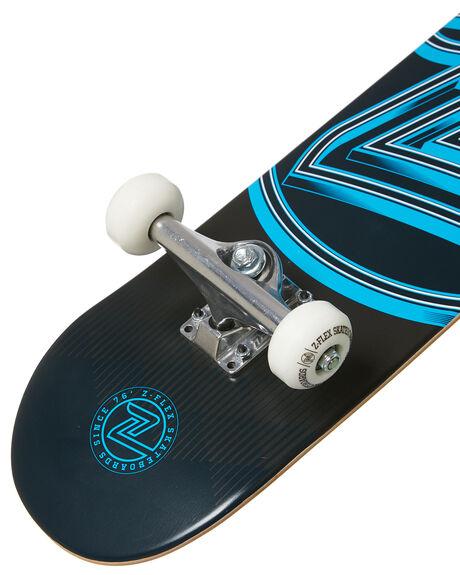 BLUE BOARDSPORTS SKATE Z FLEX COMPLETES - ZFXC0130BLUE