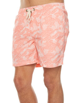 CORAL MENS CLOTHING ACADEMY BRAND BOARDSHORTS - 18S714COR