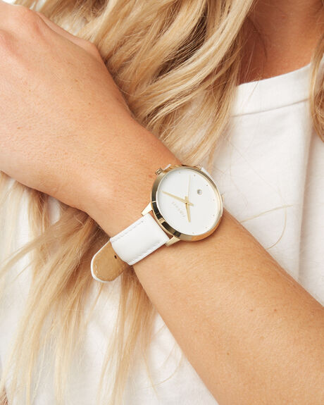 WHITE WOMENS ACCESSORIES RIP CURL WATCHES - A3033G1000